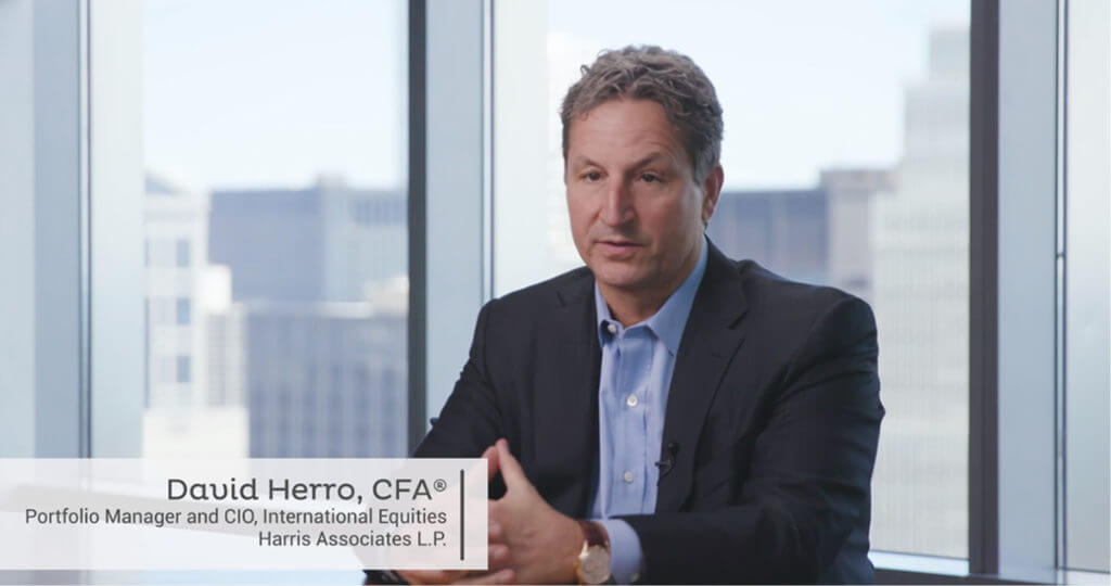 David Herro- Portfolio Manager- Finding value in international equity
