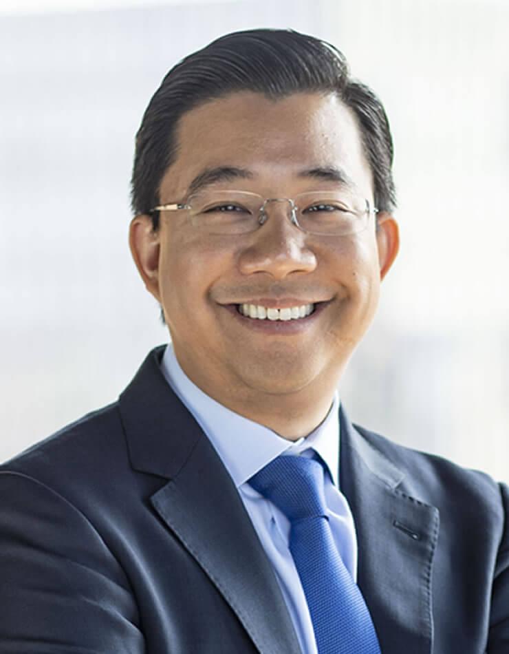 Eric Liu- Portfolio Manager- Headshots