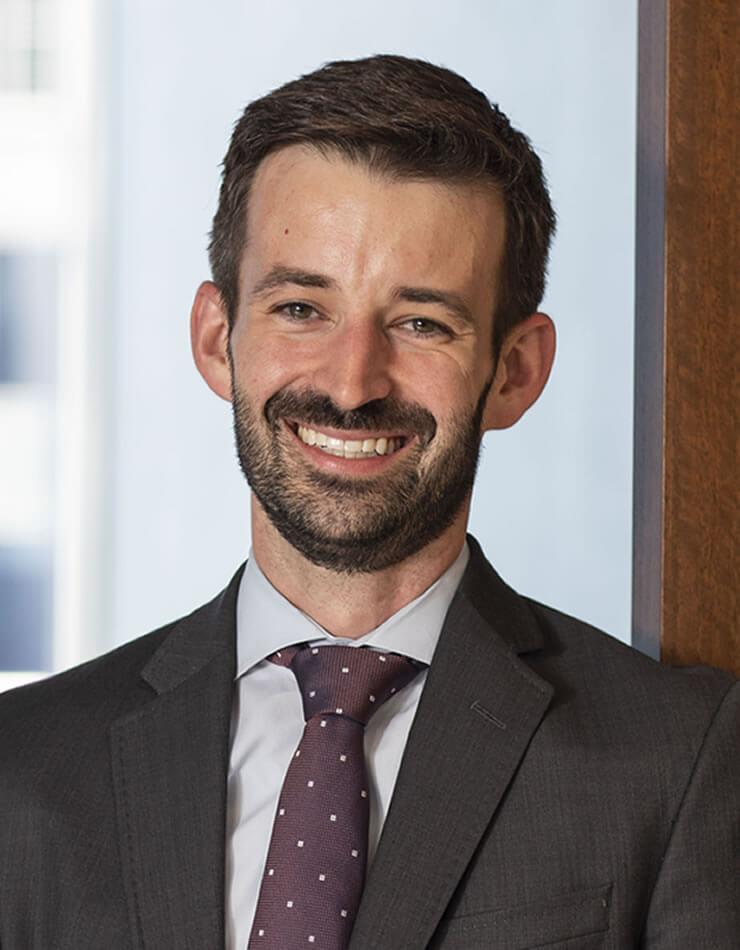 Justin Hance- Portfolio Manager- Headshot