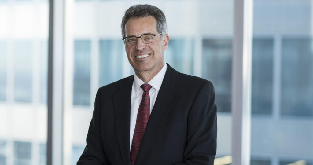 Bill Nygren- Portfolio Manager- portrait in front of a window