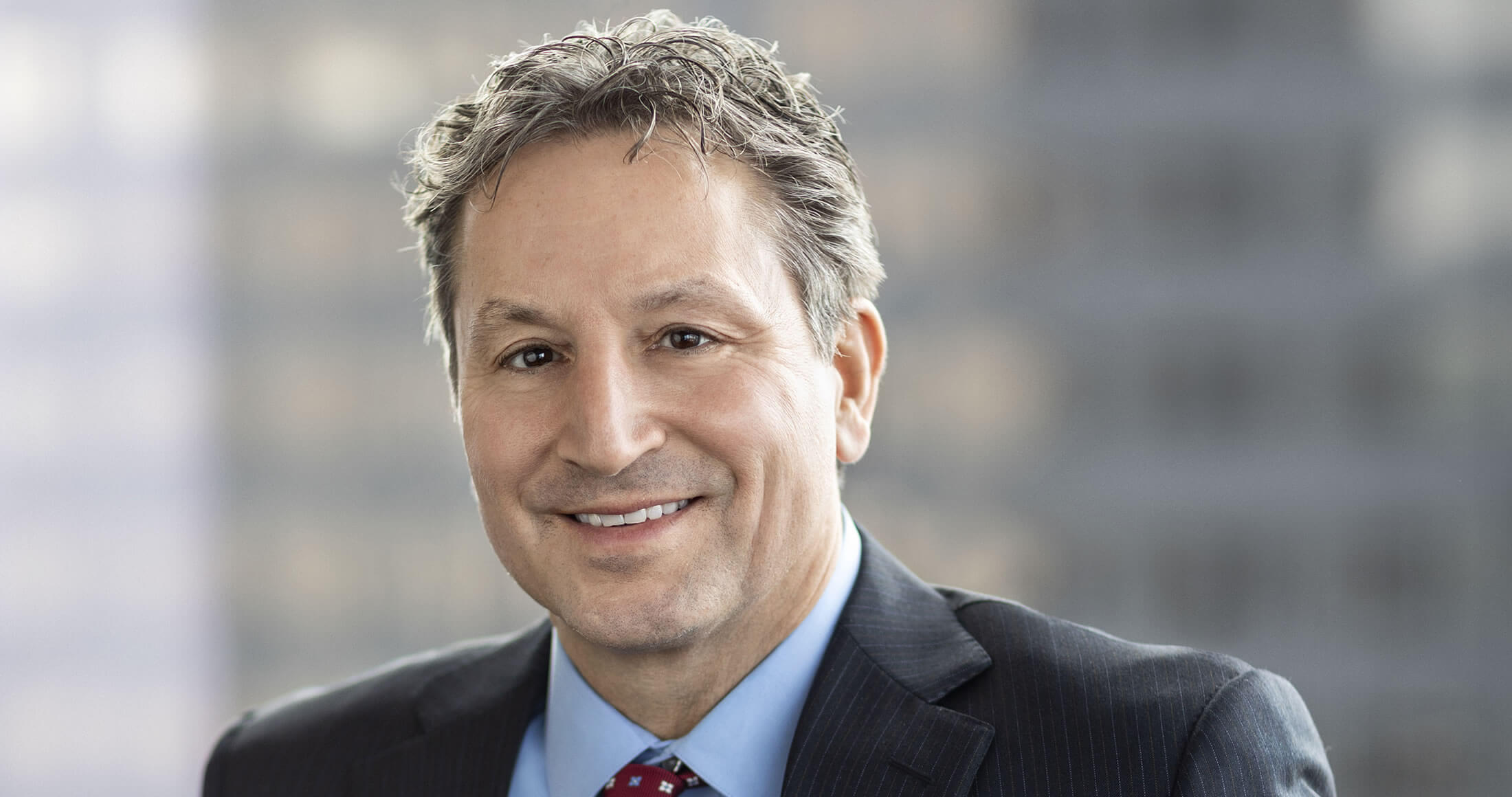 David Herro- Portfolio Manager- Headshot