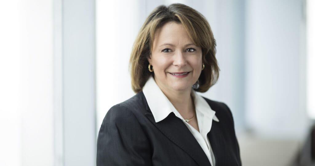 Kristi Roswell- Partner and President of Harris Associates- Headshot