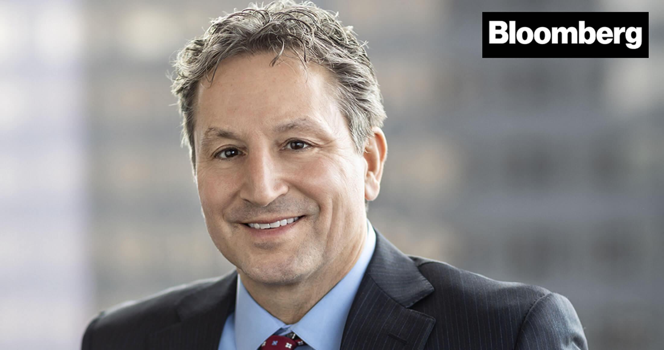 David Herro- Portfolio Manager- Featured on Bloomberg Headshot